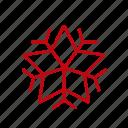 christmas, cold, santa, snow, snowflake, xmas, year icon