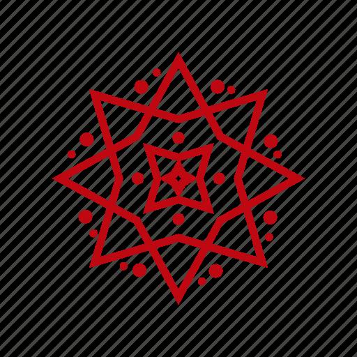 christmas, decoration, santa, snow, snowflake, weather, xmas icon
