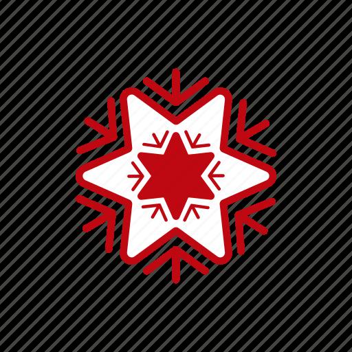 christmas, cloud, snow, snowflake, weather, xmas icon
