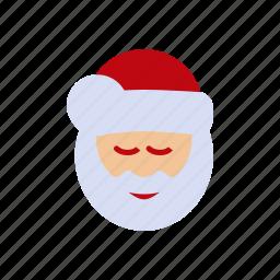 christmas, claus, noel, papa noel, santa, santa claus, xmas icon