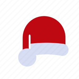 bonnet, christmas, claus, santa, snowflake, xmas, year icon