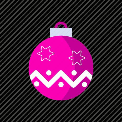 ball, celebration, christmas, decoration, snow, tree, xmas icon