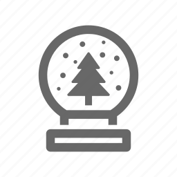 christmas, decorative71, greeting, line, season, tree icon