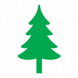 christmas, decoration, fir, nature, ornament, star, tree icon