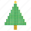 christmas, decoration, fir, nature, ornament, tree icon