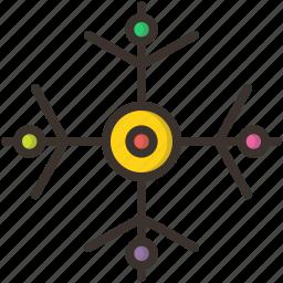 celebration, christmas, decoration, new year, ornament, winter icon