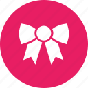 bow, christmas, gift, necktie, new year icon