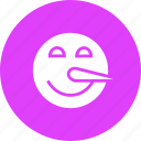 carrot, christmas, decoration, man, snow, winter icon