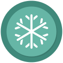 cold, snow, ice, snowflake icon