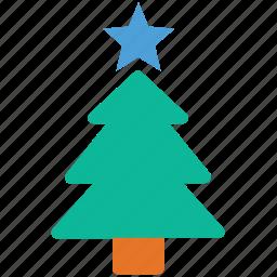 christmas, christmastree, decoration, xmas icon