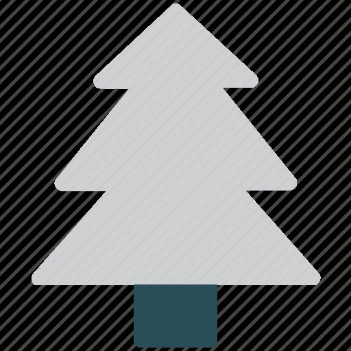 christmas, decoration, nature, tree icon