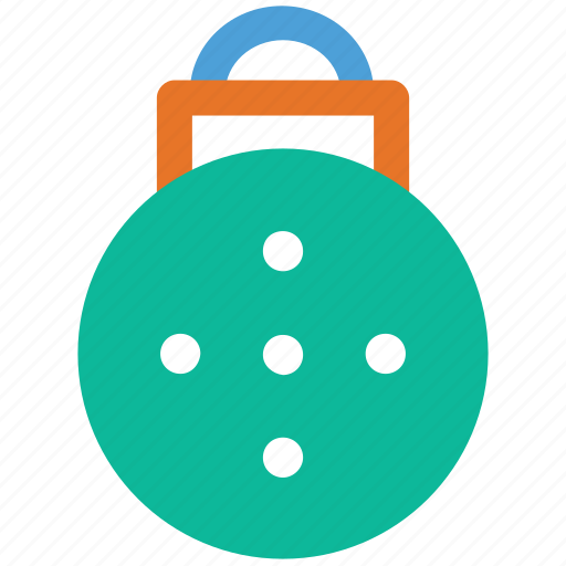 bauble, christmas, christmas decorations, decorations icon