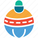 celebrations, christmas, christmas bauble, christmas decorations icon
