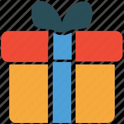 celebrations, christmas, gift, present icon