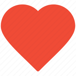 heart, like, love, valentine icon