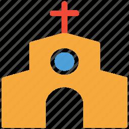 building, christian church, christianity, church icon