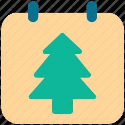 christmas, christmas calendar, holiday, xmas icon