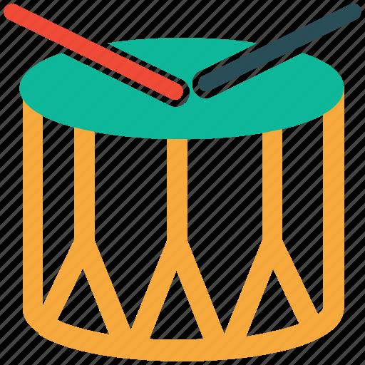 base drum, celebration, drum, music instrument icon