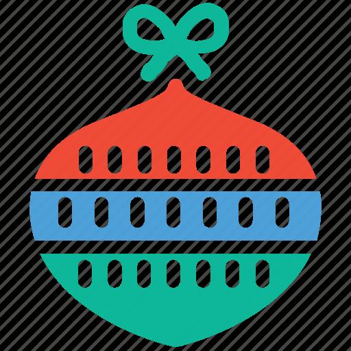 celebration, christmas, christmas bauble, decoration icon