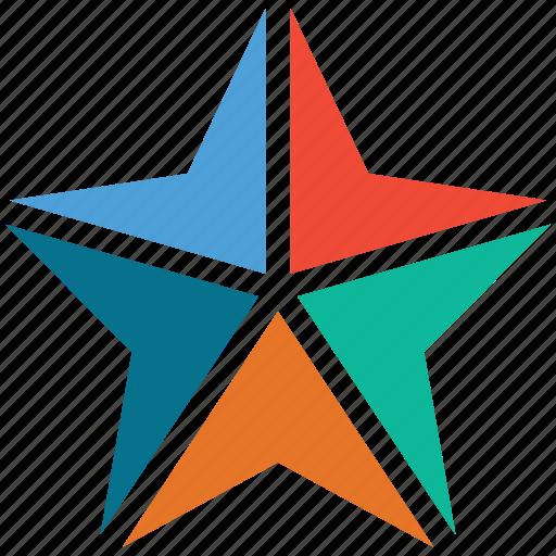 christmas, christmas tree star, decoration, star icon