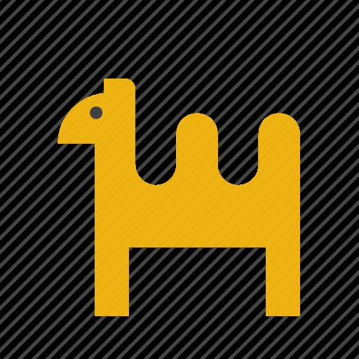 animal, camel, christamas, desert, dromedary, holdiays, xmas icon