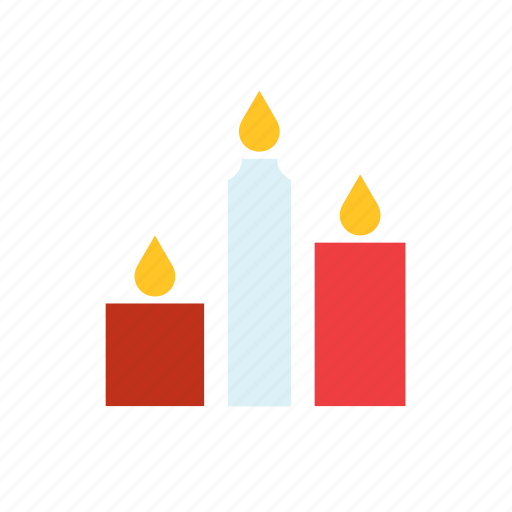 candle, candles, christmas, decoration, light, winter, xmas icon