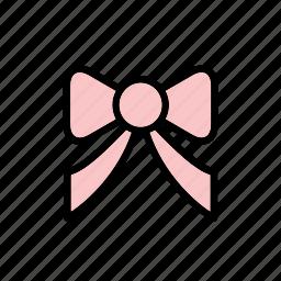bow, christmas, decoration, holidays, ornament, ribbon, xmas icon