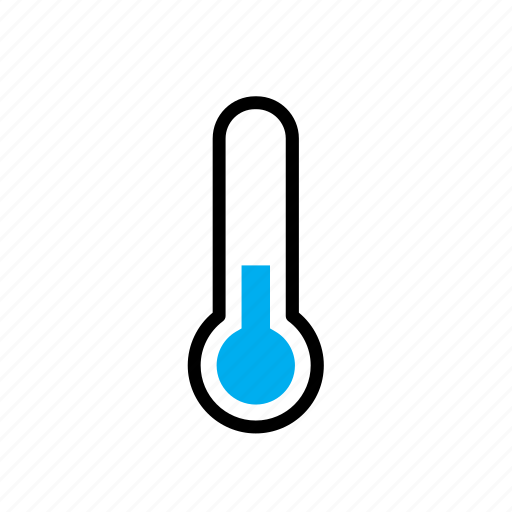cold, december, mercury, temperature, thermometer, weather, winter icon