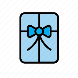christmas, gift, holidays, present, winter, xmas icon