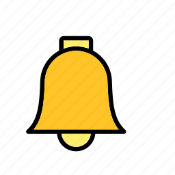 bell, christmas, decoration, holidays, ornament, tree, xmas icon