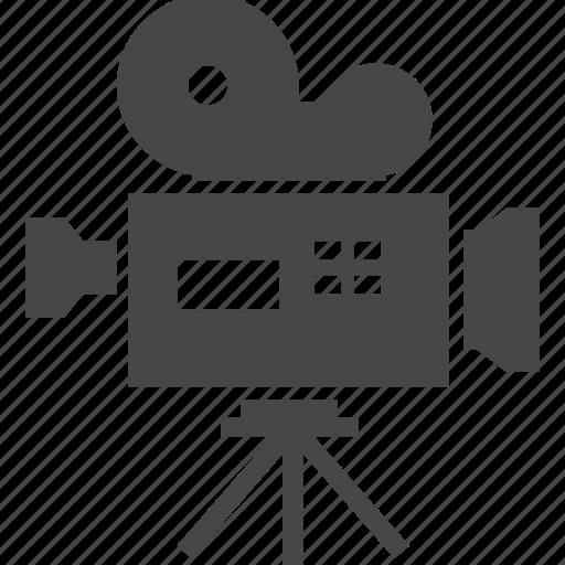camcorder, camera, recorder, video icon