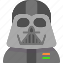 boss, chief, darthvader, space, starwars icon