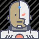 cyborg, dccomics, hero, movie, superhero