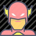 dccomics, flash, hero, movie, superhero