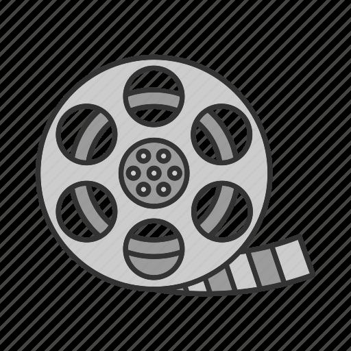 'Cinema  Filled  Color' by bsd studio