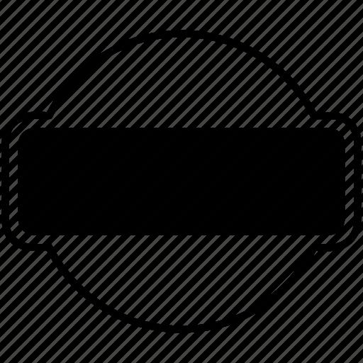 badge, circle, loga icon