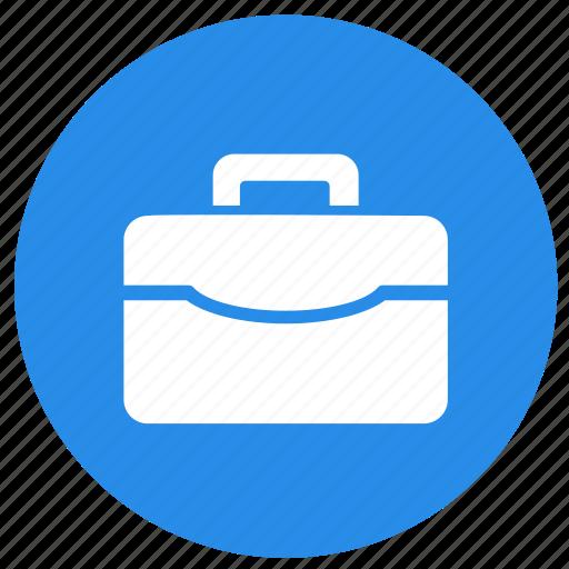 bag, case, education, school bag, suitcase icon