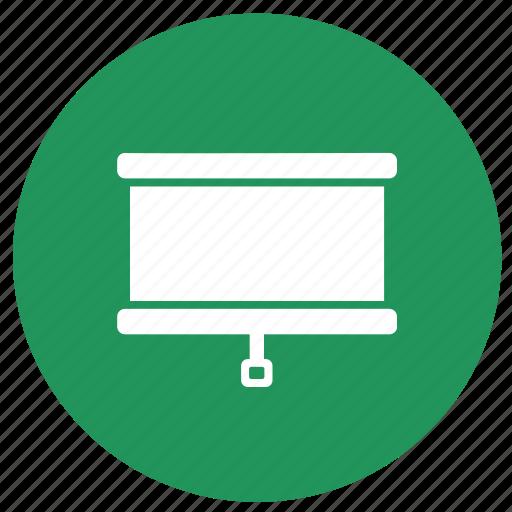 advertisement, education, presentation, screen icon