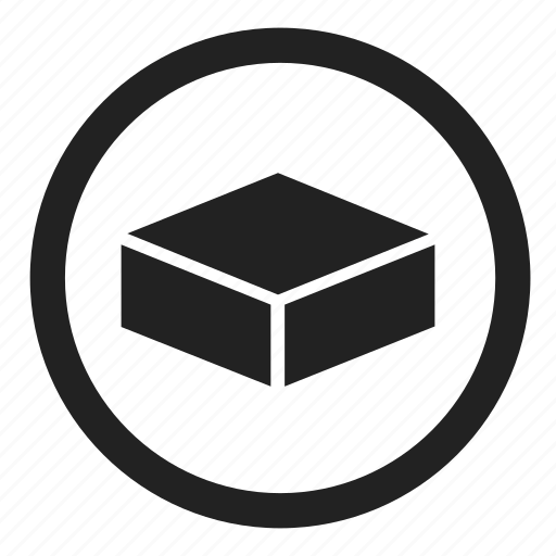 box, delivery, package, postage, shipping icon