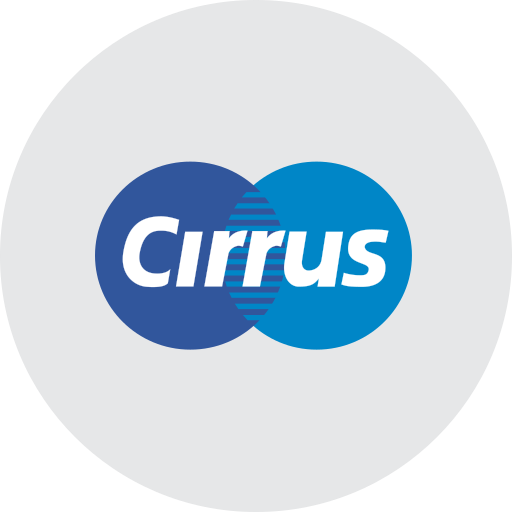 card, cirrus, ecommerce, money, payment, shopping icon