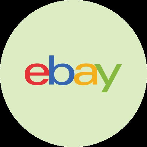 ebay, ecommerce, money, payment, shopping icon