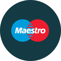 maestro, money, payment, shopping icon