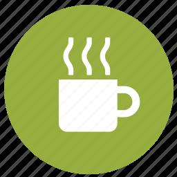 coffee, cup, drink, espresso, restaurant, tea icon