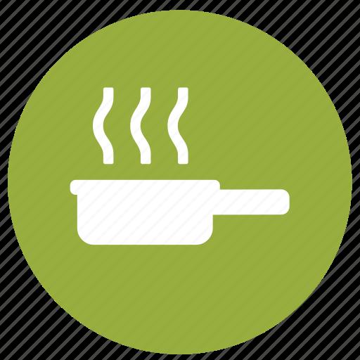 boil, cook, cooking, frying, frying pan, pan, restaurant icon