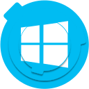 microsoft, social media, socialmedia, windows, windows icon, windows logo icon