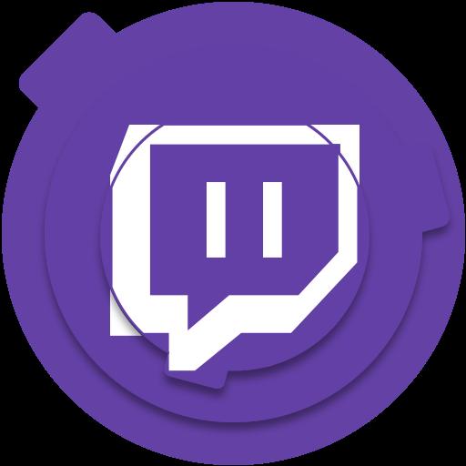 media, network, social, twitch, twitch icon, twitch.tv, twitch.tv icon icon