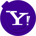 communication, media, network, social, yahoo, yahoo logo, yahoo! icon