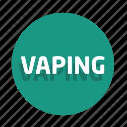 atomizer, clearomizer, couples, electronic cigarette, mod, smoke, vaping, vaporizer icon