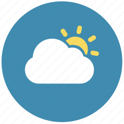 forecast, mostly cloudy, partly cloudy, partly sunny, weather icon