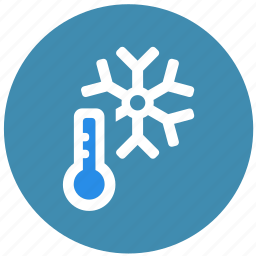 cold weather, forecast, temperature, weather icon